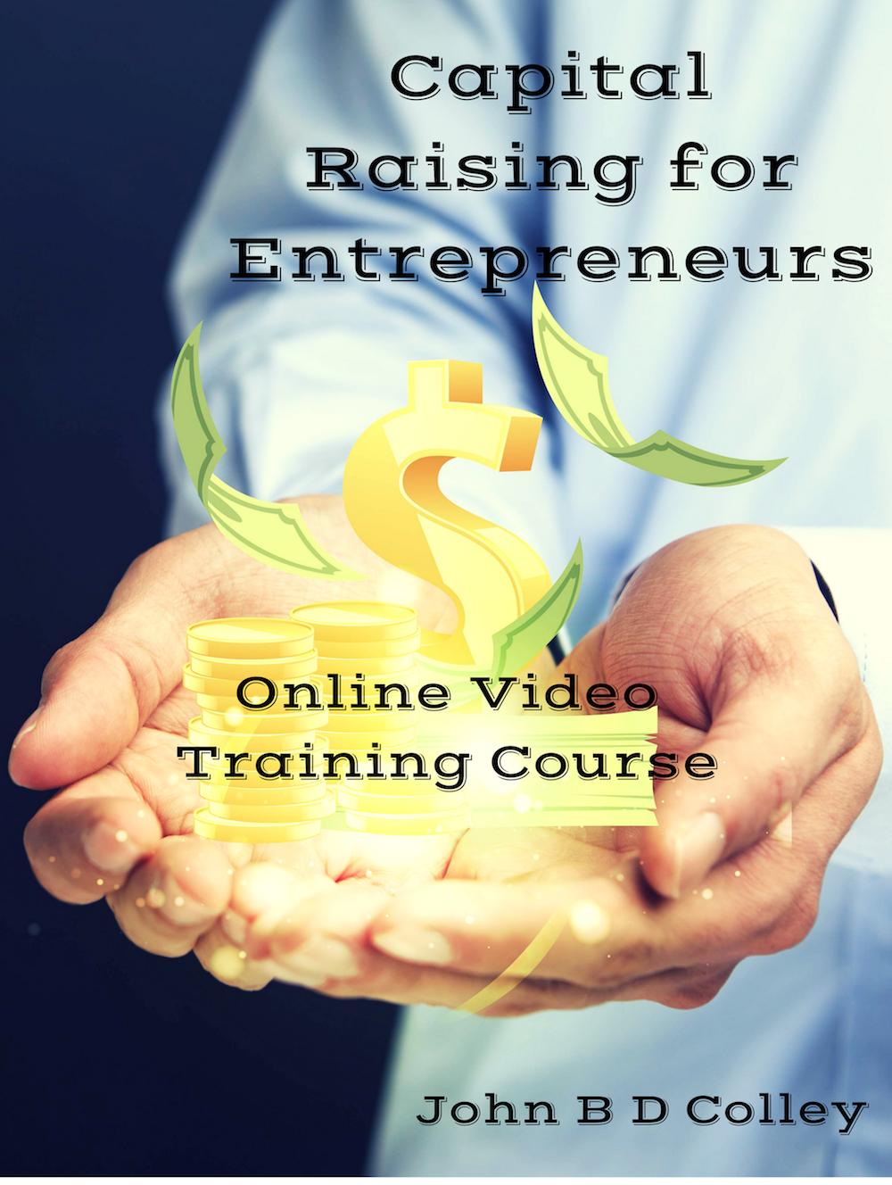 Capital Raising für Unternehmer [Online Code]