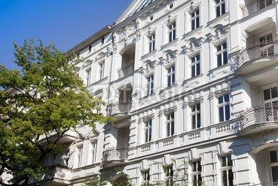 """Poster-Bild 140 x 90 cm: """"helle Wohnungen – Immobilien in Berlin"""", Bild auf Poster"""