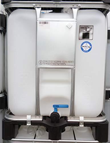 Hofer24 300l IBC Container für UN-Zulassung auf Kunststoffpalette NEU ZUR Miete