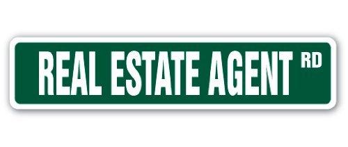 SignMission Makler Straßenschild Realtor Home-Apartment Wohnungs-Sales| | 45,7cm Breit